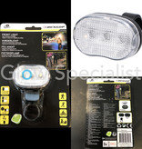 Dunlop DUNLOP LED BIKE FRONT LIGHT - 3 LED