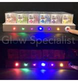 LED LIGHTS - 20 LAMPJES - ROZE