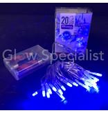 LED LIGHTS - 20 LIGHTS - BLUE