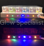 LED LIGHTS - 20 LAMPJES - PAARS