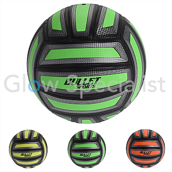 UV / BLACKLIGHT VOLLEYBALL - SIZE 5 - 3 COLORS