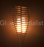 Grundig SOLAR LED FIRELAMP ™ TORCH