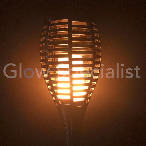 Grundig SOLAR LED FIRELAMP™ TORCH