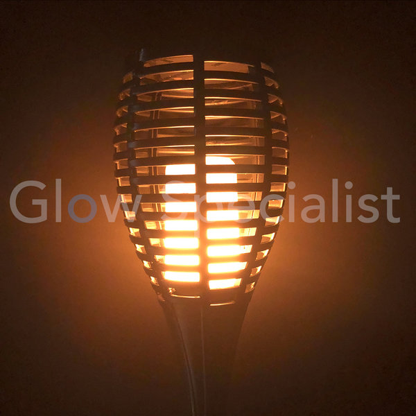 SOLAR LED FIRELAMP™ TORCH