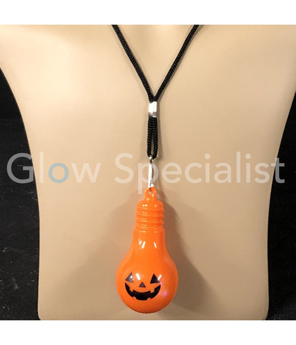 HALLOWEEN KNIPPERENDE LED KETTING