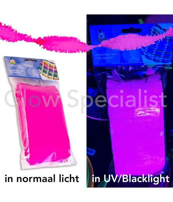 UV NEON CRÊPESLINGER - 6 METER - ASSORTI