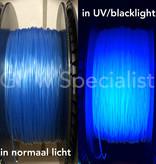 UV / BLACKLIGHT NEON DRAAD PVC - 2 MM