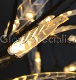 WILGENBOOM MET 400 LED - WARM WIT - 180 CM