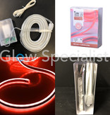 LED ROPE LIGHT - 120 LED - 1 METER - RED - WITH TIMER