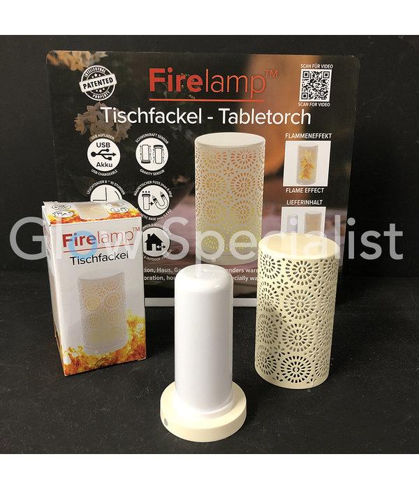 Firelamp FIRELAMP™ MAGNETISCHE TAFEL VUURLAMP - OPLAADBAAR VIA USB