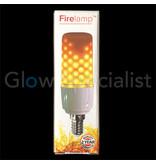 Firelamp FIRELAMP™ 3W - 300 LUMEN - E14 - 64 SMD - 1800K - CLEAR