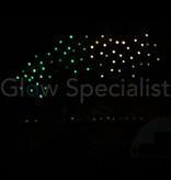 CANVAS PAINTING - SYDNEY HARBOUR BRIDGE - COLOR CHANGING LED - 50 X 40CM