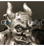 Europalms HALLOWEEN MYTISCH WEZEN MET VLEUGELS - MET LICHT EN GELUID - 31 CM