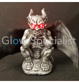 Europalms HALLOWEEN MYTHIC CREATURE WITH WINGS  - LIGHT AND SOUND - 31 CM