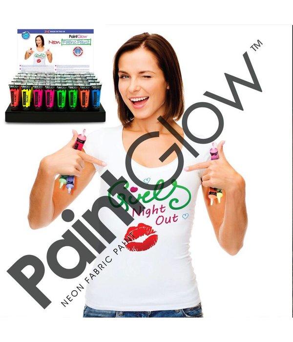 - PaintGlow PAINTGLOW UV FABRIC PAINT - SET OF 3