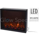 LED FIREPLACE - 41 x 35 CM