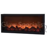 LED FIREPLACE - 57 x 25 CM