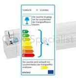 - Eurolite EUROLITE METAL FIXTURE WITH 120 CM 36-40W NEON TUBE WHITE