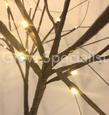 WINTERSE BOOM MET 104 LED - WARM WIT - 180 CM