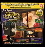 WINDOW WONDERLAND VIDEOPROJECTOR - HALLOWEEN & KERST