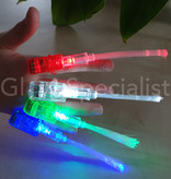 - Glow Specialist FINGER LIGHTS WITH FIBERSTICKS - TRAY OF 50 PCS