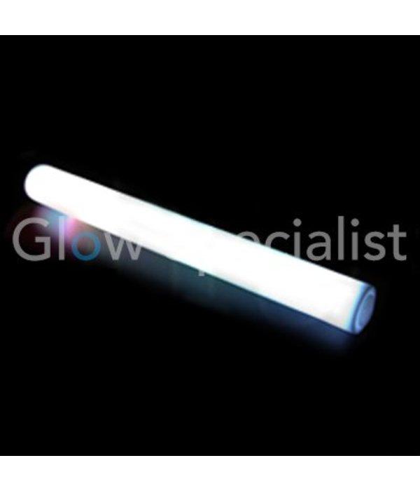 LED FLASHING FOAM STICK -  WHITE