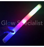 LED FLASHING FOAM STICKS -  MULTI COLOR - BOX WITH 240 PIECES