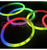 - Glow Specialist GLOW BRACELETS - TRICOLOR - 1 TUBE - 100 PACK
