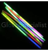 - Glow Specialist GLOWARMBANDJES TRICOLOR - 1 KOKER - 100 STUKS