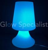 LED LAMP - COLOR CHANGING MET ACCU EN AFSTANDSBEDIENING