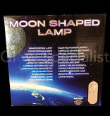 MOON SHAPED LAMP WITH REMOTE CONTROL - Ø25CM