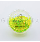 GET SPARKLED MOON GLOW YELLOW CHUNKY GLITTERMIX