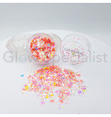 GET SPARKLED BUTTERFLY FIESTA CHUNKY GLITTER MIX