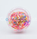 GET SPARKLED BUTTERFLY FIESTA CHUNKY GLITTERMIX