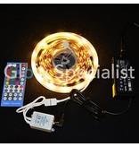 - Glow Specialist LED STRIP RGB-W - 24V - 5 METRES