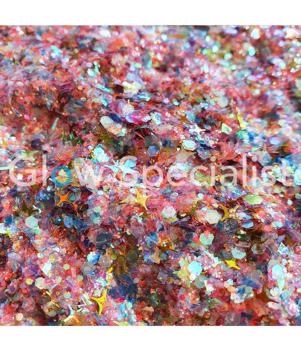 GET SPARKLED DREAMY RAINBOW SPARKLE 2.0 CHUNKY GLITTERMIX