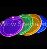 Party Essentials NEON PLATE- ASSORTI - 20 PIECES