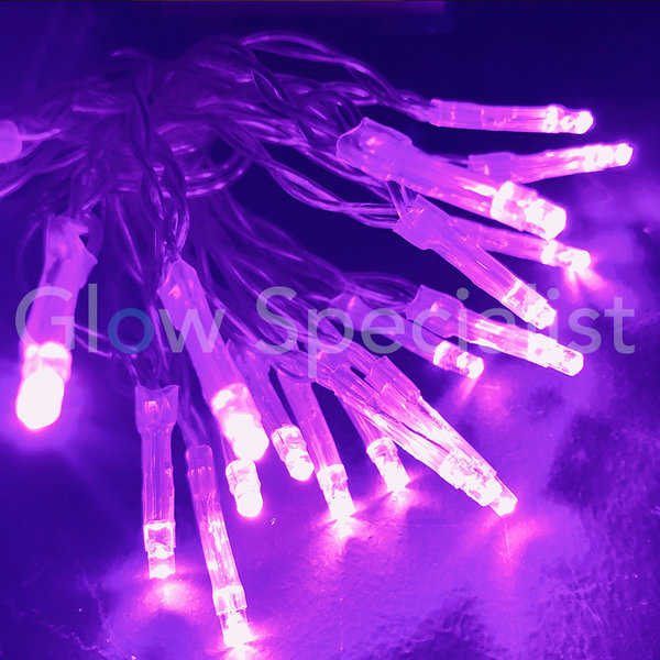 LED LIGHTS - 50 LAMPJES - PAARS