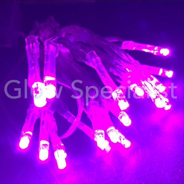 LED LIGHTS - 50 LIGHTS - PINK