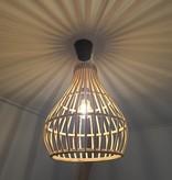 BAMBOE LAMP  - NATUREL - 32 X 39 CM