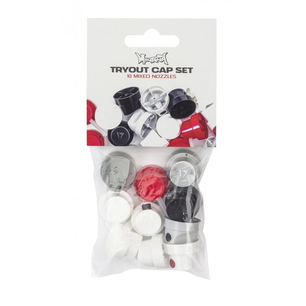 MONTANA TRY OUT CAP SET