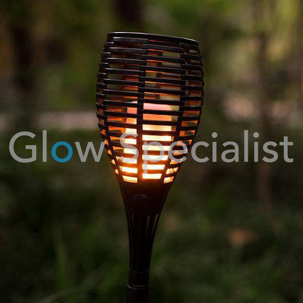 SOLAR LED FIRELAMP™ TORCH