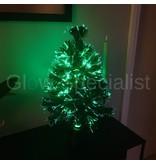 FIBER CHRISTMAS TREE - 45 CM - COLORCHANGING