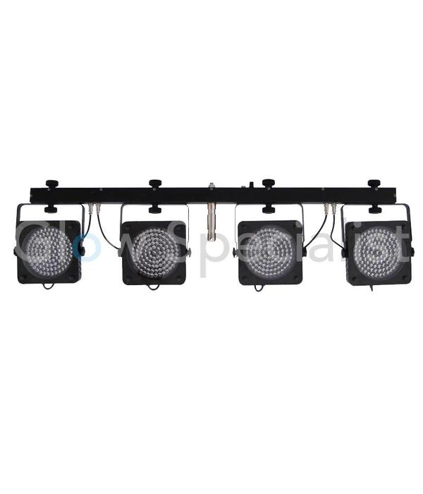 - Eurolite EUROLITE KLS-200 COMPACT LIGHT SET