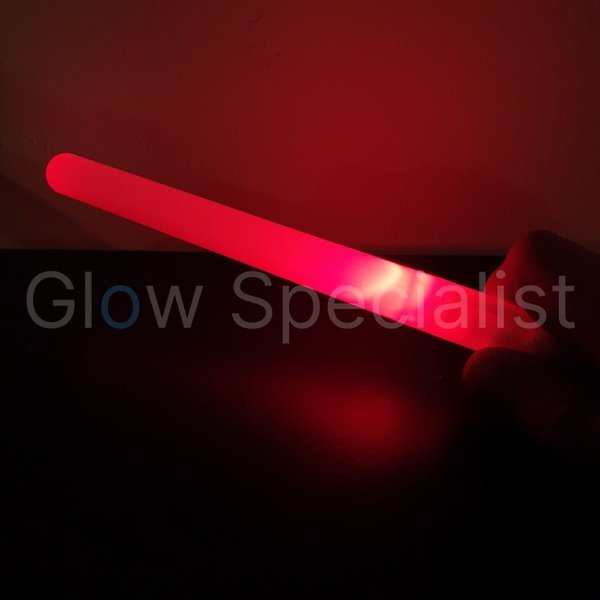 LED LIGHT STICK - MULTICOLOR MET 8 LICHTFUNCTIES