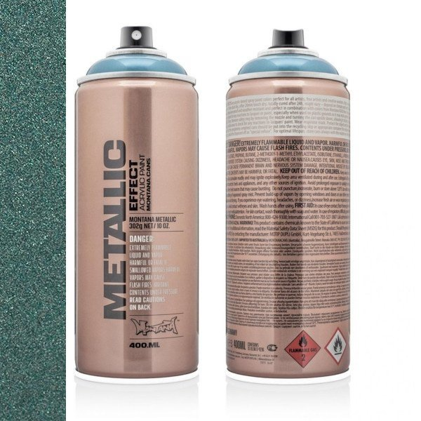 MONTANA METALLIC EFFECT SPRAY - TENNESSEE - 400ML