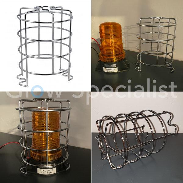 PROTECTION GRID FOR LED STROBE LIGHT