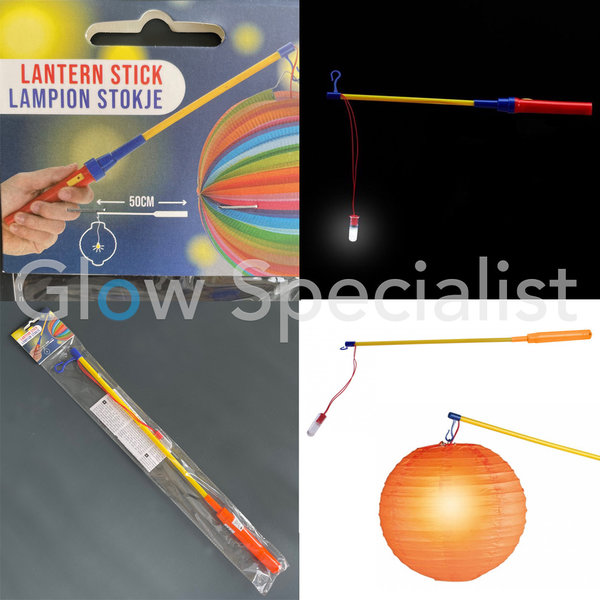 LANTERN STICK WITH LIGHT - 50 CM