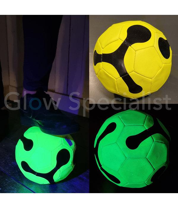 UV / BLACKLIGHT FOOTBALL - SIZE 5 - 4 COLORS