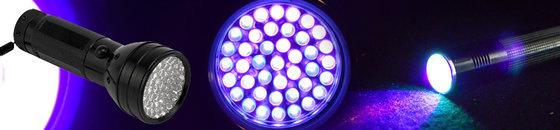 UV Flashlights
